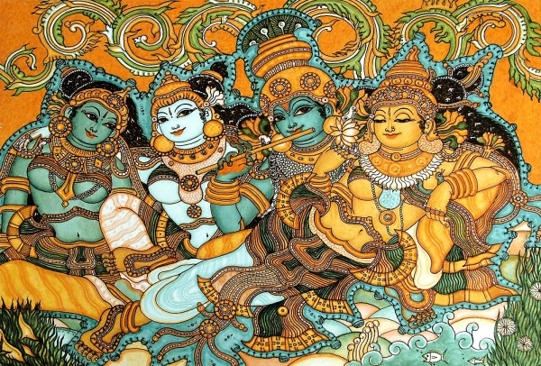 Krishna i Kerala