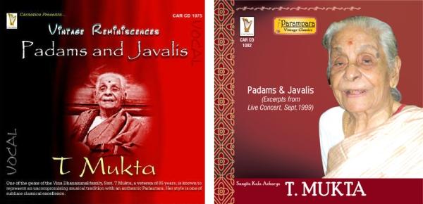 Padams & Javalis