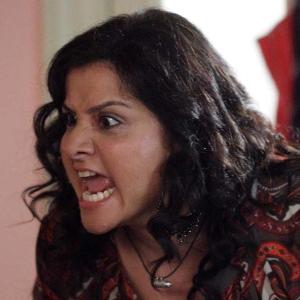 Nina Wadia, känd från BBC