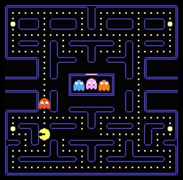 Pac-Man-Kauns