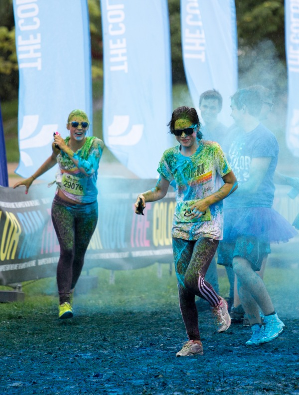 Color Run Stockholm 2014 01