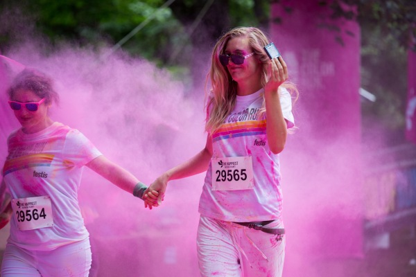 Color Run Stockholm 2014 05