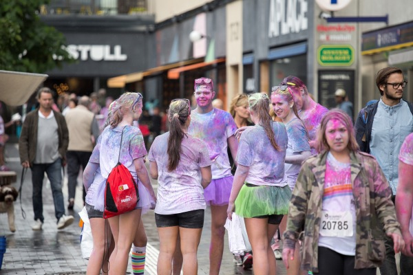 Color Run Stockholm 2014 08