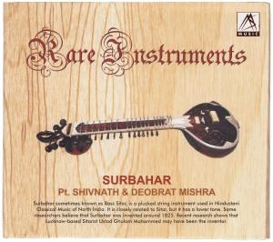 Rare Instruments – Surbahar