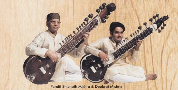 Shivnath & Deobrat Mishra