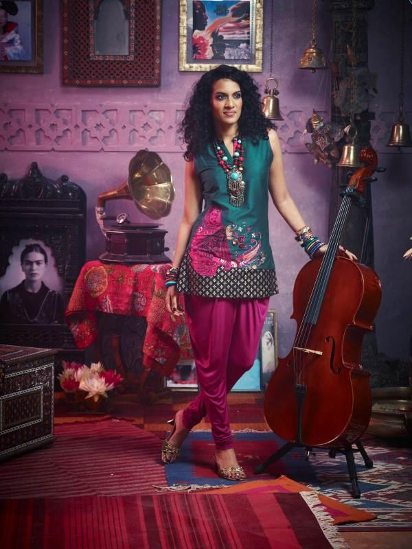 Anoushka Shankar för Haute Curry